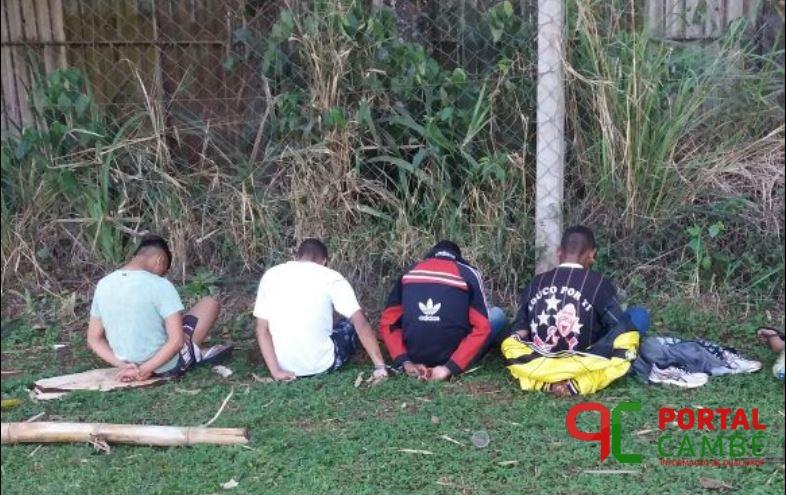 Polícia divulga imagens de suspeito de roubo a residências em Cambé (Vídeo)