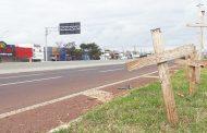 Licitação para construção de três passarelas na PR-445 é cancelada