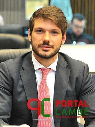 """Operação Quadro Negro; Delação afirma que Tiago Amaral recebeu dinheiro para """"caixa dois"""""""