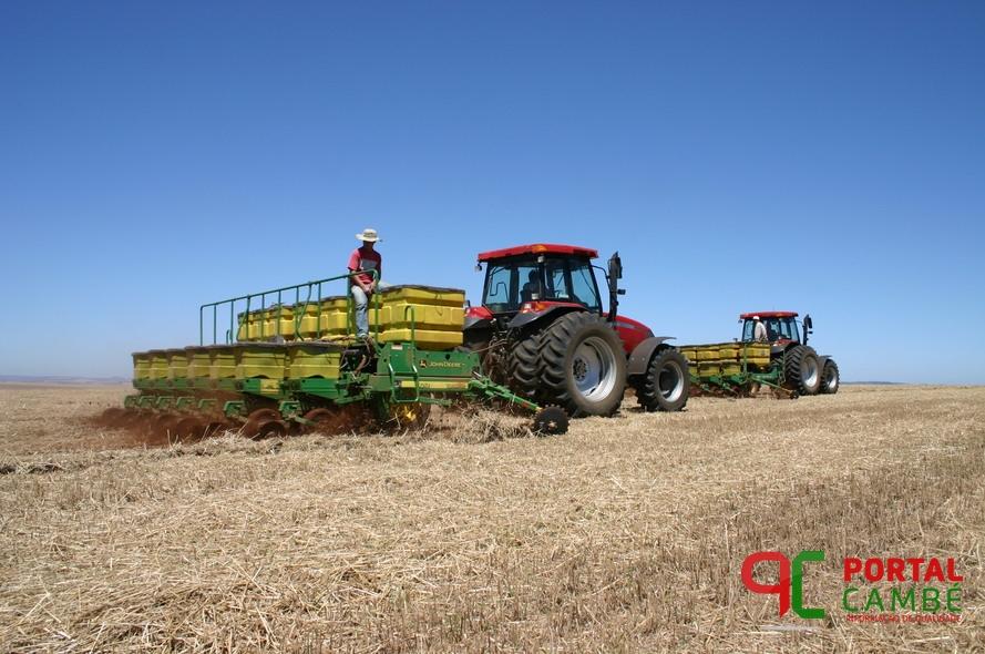 Paraná inicia plantio da safra de grãos de verão 2017/18