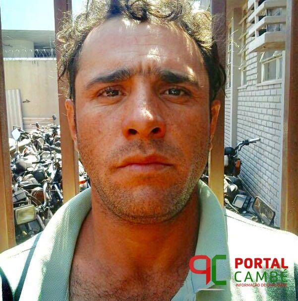 Homem é preso com entorpecente no Jardim Tupi em Cambé
