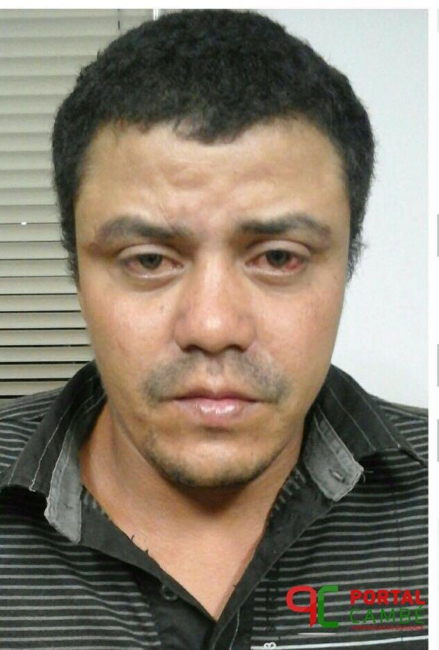 Homem com mandado de prisão por furto qualificado é preso no Jardim Silvino em Cambé