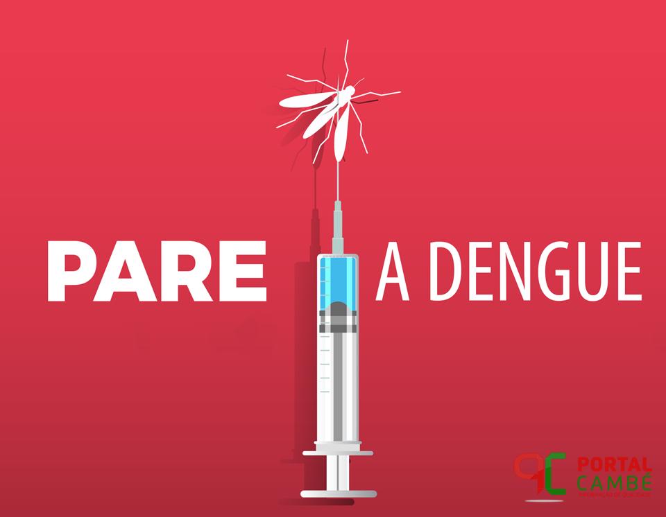 Secretaria de Saúde de Cambé intensifica vacinação contra a dengue