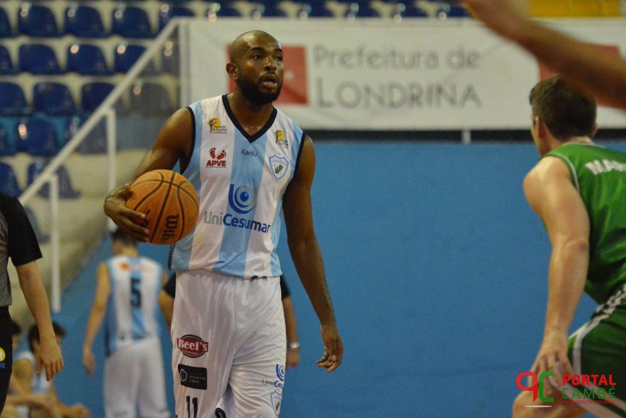 Final do Campeonato Paranaense de Basquete será em Londrina