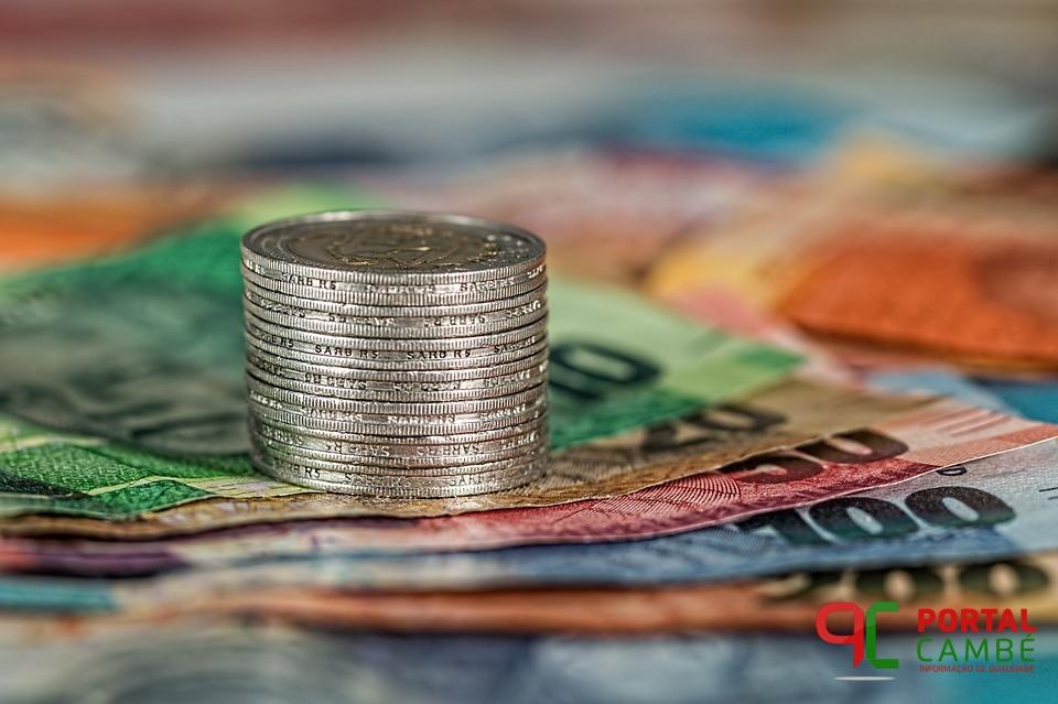 Governor reduz o valor do salário em R$ 4,00 (quatro reais)