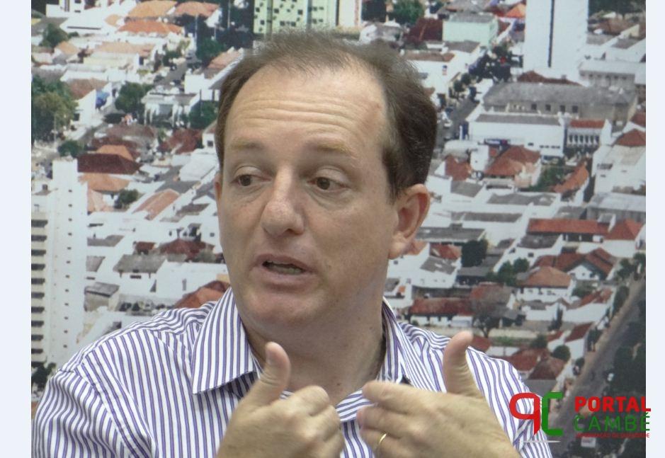 Ex-prefeito de Cambé recebe 2 multas por falhas na prestação de contas de 2014