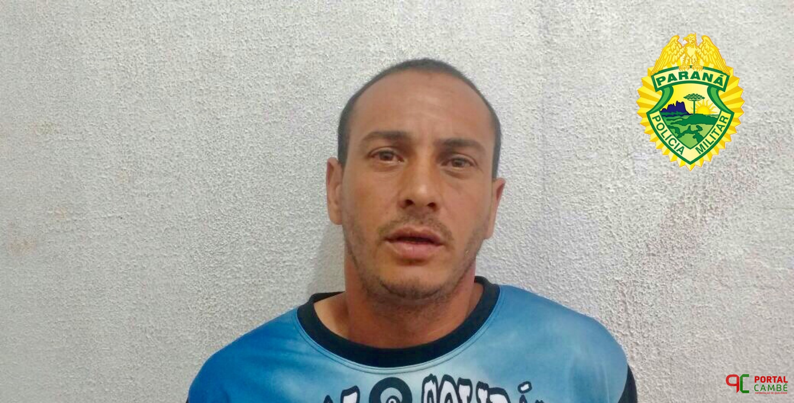 Procurado da Justiça pelo crime de furto é preso em albergue na Vila Salomé em Cambé