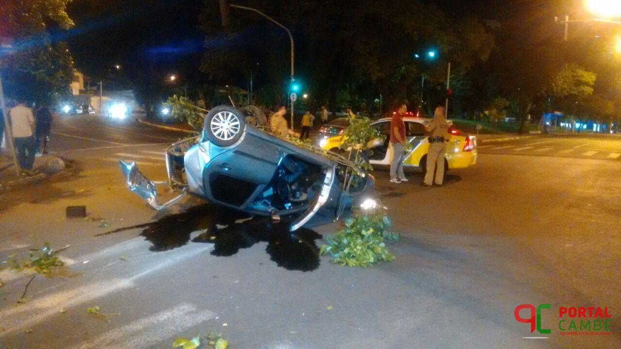 Após roubar carro em Cambé bandido morre em troca de tiros com a PM em Londrina