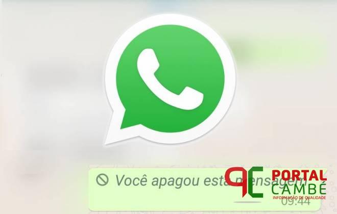 App recupera mensagens apagadas no WhatsApp; veja como