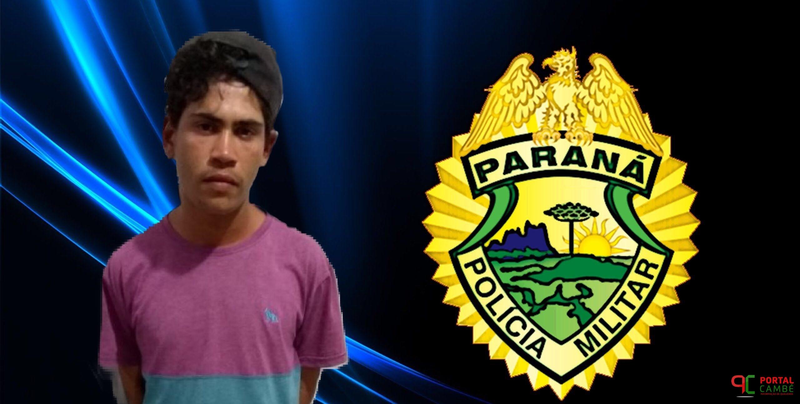 Acusado de furto na rodoviária de Cambé tem mandado de prisão preventiva decretada
