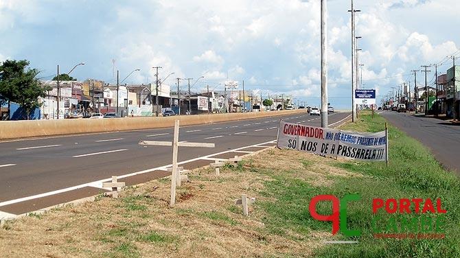 Assinada ordem de serviço para início das obras das passarelas da PR-445