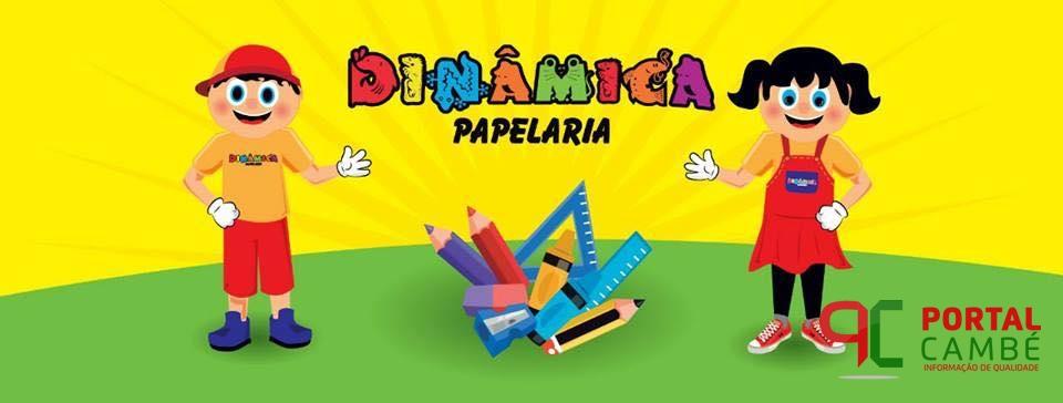 Volta as aulas: Papelaria Dinâmica tem as melhores opções em materiais escolares para Cambé e região