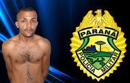 Rapaz é detido com entorpecente no Jardim Ana Eliza 2 em Cambé