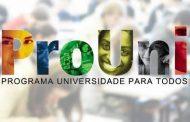 Inscrições para o ProUni começam dia 6 de fevereiro
