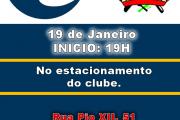 Sexta-feira 19 de Janeiro tem Feira da Lua no Harmonia Tênis Clube de Cambé