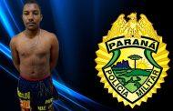 Polícia Militar cumpre mandado de prisão no Jardim Novo Bandeirantes em Cambé