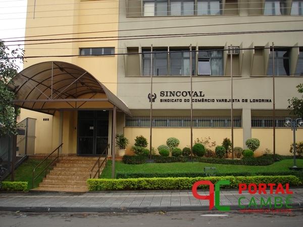 Sincoval elege nova diretoria executiva e em conjunto com Sindiópticas, Sinfarlon, Sincap e Sincafé, participam de posse festiva