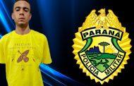 Polícia Militar cumpre mandado de prisão no Parque Maracanã em Cambé