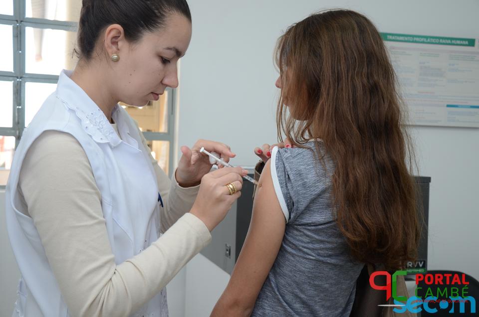 UBSs de Cambé têm horário especial para a vacinação contra a febre amarela
