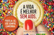 Secretaria de Saúde reforça a campanha de prevenção ao HIV para o Carnaval