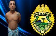 Rapaz é preso com mandado de prisão no Jardim Novo Bandeirantes em Cambé