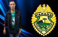 Rapaz é preso com mandado de prisão por receptação no Jardim Ana Eliza 3 em Cambé
