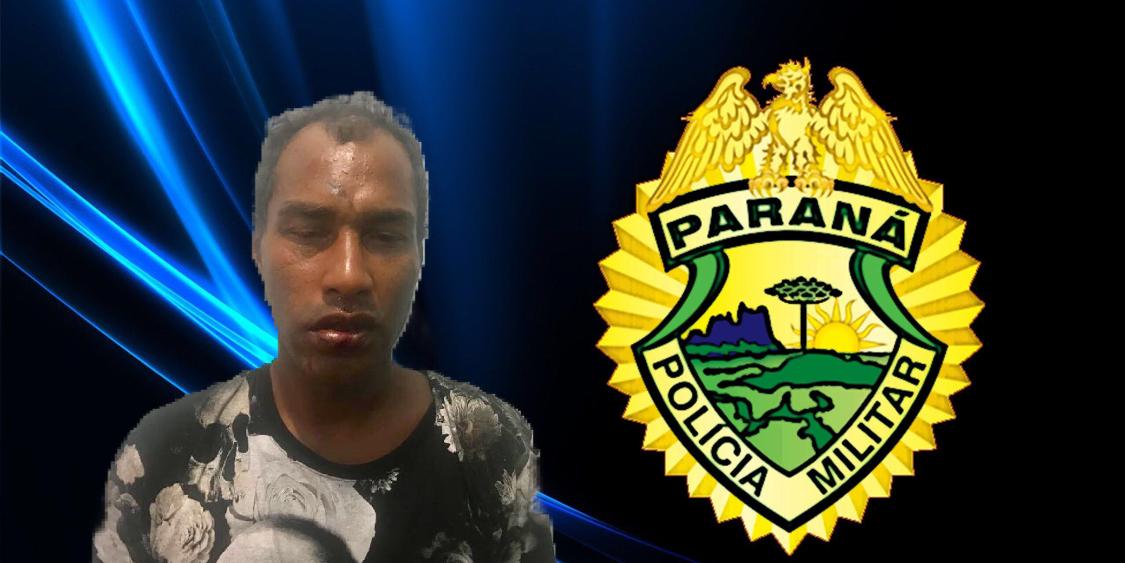 Durante briga generalizada homem é preso com mandado de prisão na Vila Brasil em Cambé