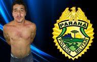 Procurado pela Justiça por tráfico de drogas é preso na BR-369 em Cambé