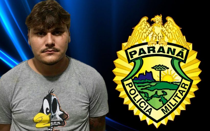 Rapaz procurado da Justiça pela Lei Maria da Penha é preso no Jardim Golden Park em Cambé