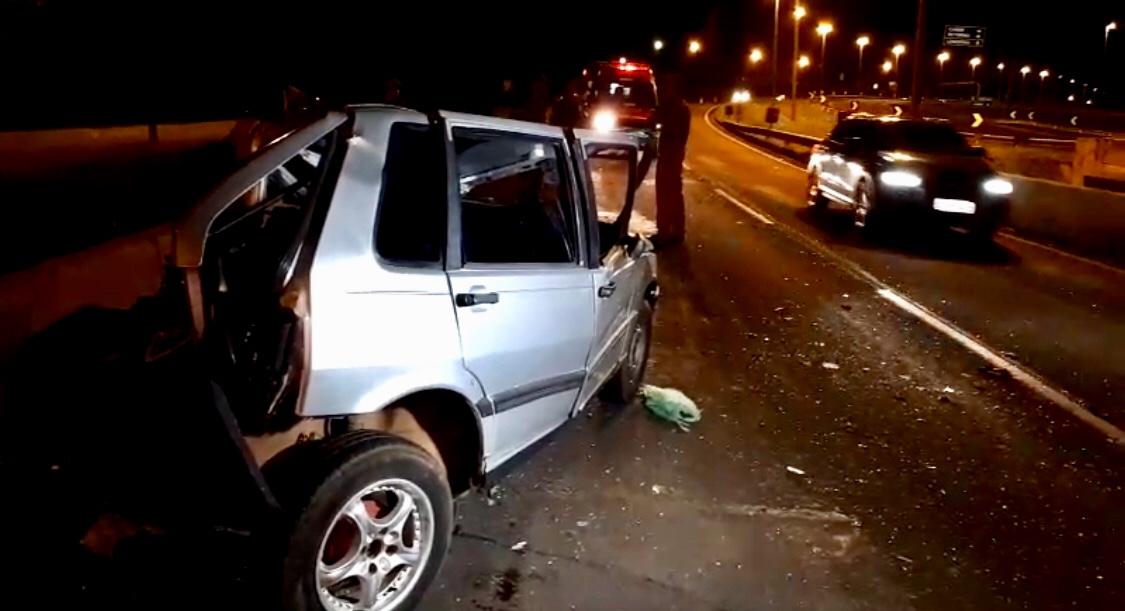 Acidente deixa três pessoas feridas na BR-369 em Cambé
