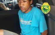 Polícia Militar cumpre mandado de prisão por roubo no Centro de Cambé