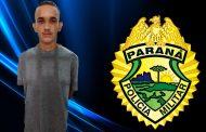 Rapaz é preso com droga e moto com chassi suprimido no Jardim Silvino em Cambé