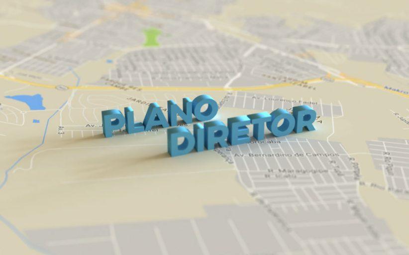 Segunda Audiência Pública da revisão do Plano Diretor será no dia 27 de março