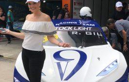 Vanessa Campos acelera no mundo dos negócios