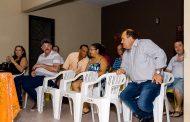 Eleições 2018: Maurílio Viana mantém encontro com lideranças comunitárias do município