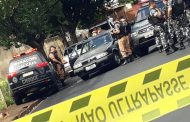 DOIS HOMENS COM MANDADOS DE PRISÃO ENTRAM EM CONFRONTO COM POLICIAIS MILITARES NA REGIÃO SUL DE LONDRINA