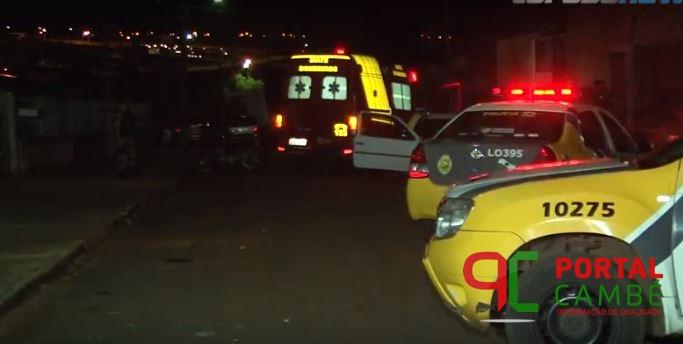 Após roubar veículo homem morre em confronto com a Polícia Militar em Cambé