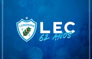 62 anos com festa! Londrina Esporte Clube celebrará o aniversário com evento no VGD