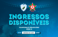 Ingressos disponíveis para a estreia do Londrina na Série B 2018!