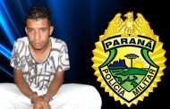 Procurado pela justiça por roubo é preso no Jardim Tupi em Cambé