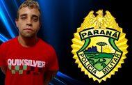 Rapaz é preso com mandado de prisão relacionado ao tráfico de drogas no Jardim Ana Rosa