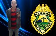 Polícia Militar prende rapaz com drogas no Jardim Boa Vista em Cambé