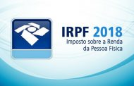 Foram entregues mais de 14,8 milhões de declarações do IRPF 2018