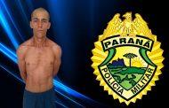 Rapaz é preso com mandado de prisão no Jardim Boa Vista em Cambé