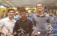 Atletas de Handebol recebem Prêmio de Melhores do Handebol Paranaense