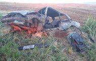 Grave acidente é registrado na PR 445, entre Cambé e Bela Vista do Paraíso
