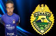 Polícia Militar prende mais um rapaz com mandado de prisão por furto no Jardim Ana Rosa em Cambé