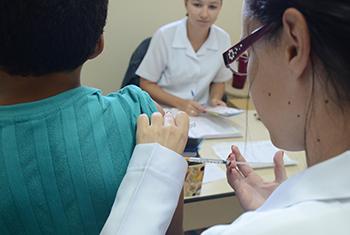 Campanha Nacional de Vacinação contra a gripe começa na próxima segunda