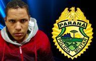 Polícia Militar prende suspeito de tráfico de drogas no Jardim Novo Bandeirantes em Cambé