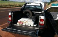 PRF apreende 35 quilos de crack na região Norte do Paraná